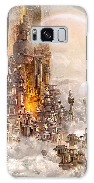 Wonders Tower Of Babylon Galaxy Case
