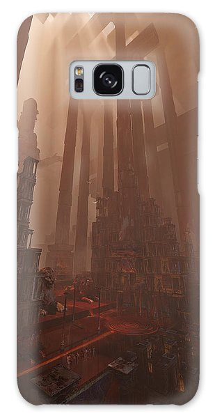 Wonders_temple Of Artmeis Galaxy Case