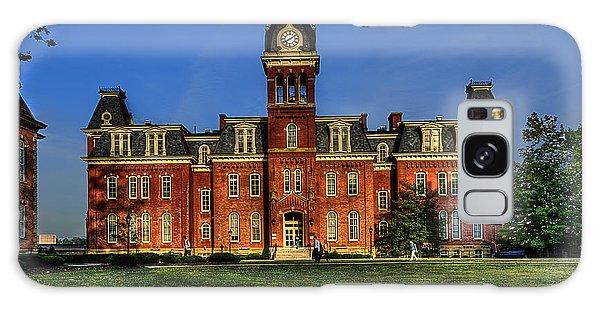 Woodburn Hall In Morning Galaxy Case