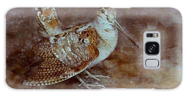 Woodcock Galaxy Case