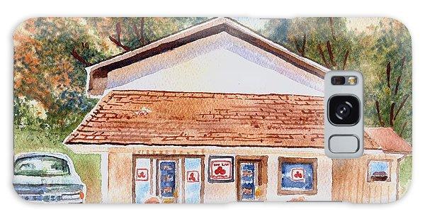 Woodcock Insurance In Watercolor  W406 Galaxy Case by Kip DeVore