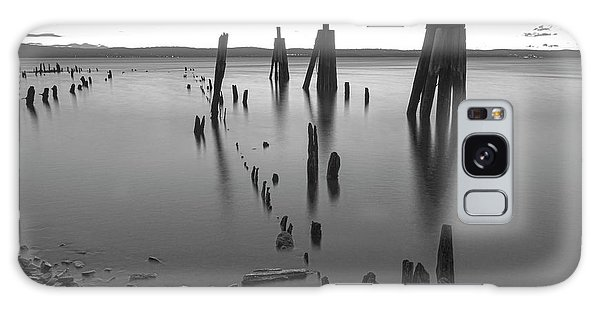 Wooden Soldiers Of The Hudson Monochrome Galaxy Case