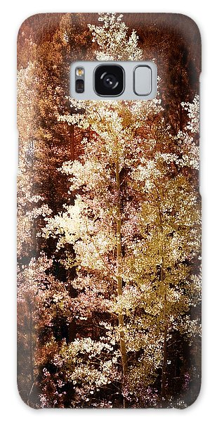 Woodland Beauty Galaxy Case by Joseph Frank Baraba