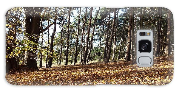 Woodland Carpet Galaxy Case