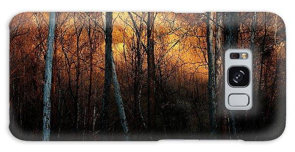 Woodland Illuminated Galaxy Case by Bruce Patrick Smith