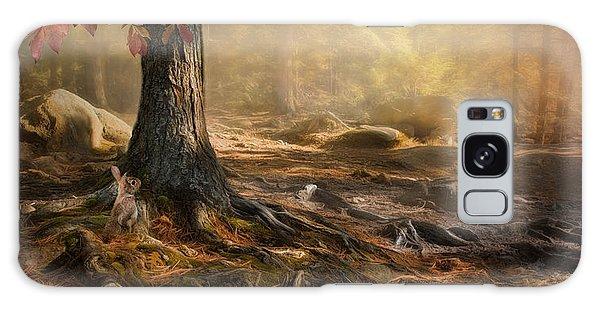 Woodland Mist Galaxy Case