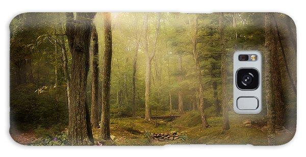 Woodland Galaxy Case