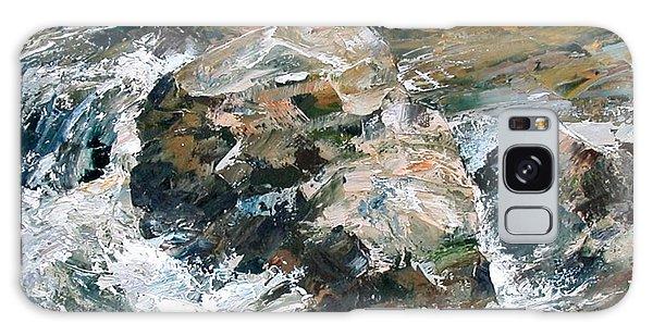 Galaxy Case - Woodland Waterway by Jim Gola