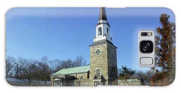 Woodlawn Cemetery Chapel Galaxy Case