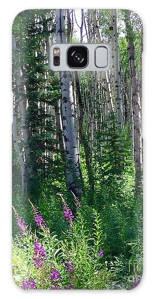 Woods Galaxy Case