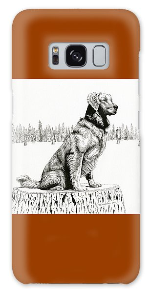 Woods Dog Galaxy Case