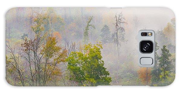 Woods From Afar Galaxy Case