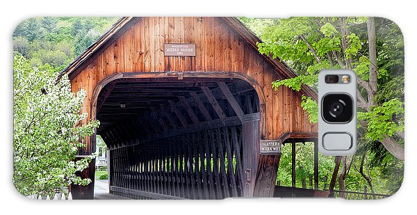 Woodstock Middle Bridge Galaxy Case by Susan Cole Kelly