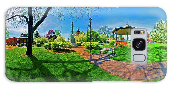 Woodstock Square Historic District 360 Spring Galaxy Case