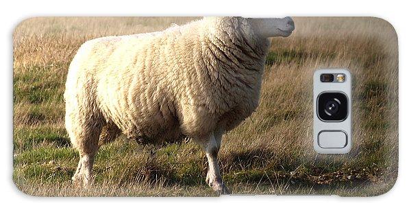 Sheep Galaxy Case - Woolly Coat by Sharon Lisa Clarke