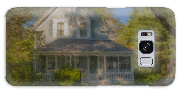 Wooster Family Home Galaxy Case