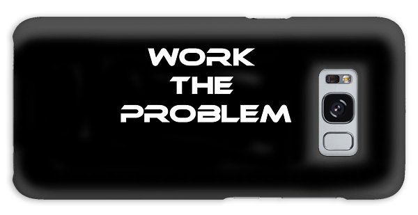 Work The Problem The Martian Tee Galaxy Case