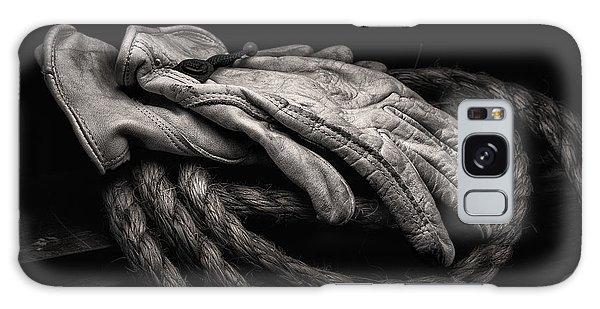 Work Gloves Still Life Galaxy Case