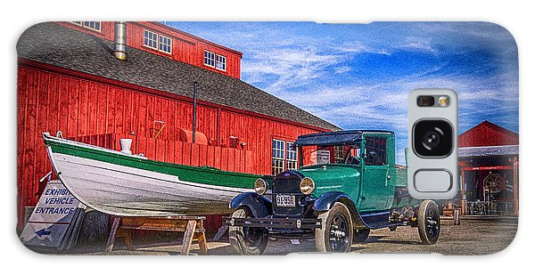 Work Truck, Mystic Seaport Museum Galaxy Case