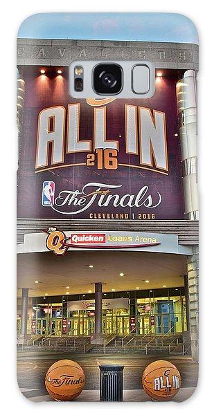 World Champion Cleveland Cavaliers Galaxy Case