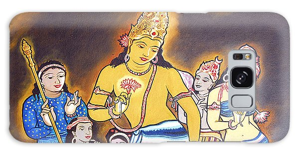 World Renowned Ajanta Painting  Galaxy Case