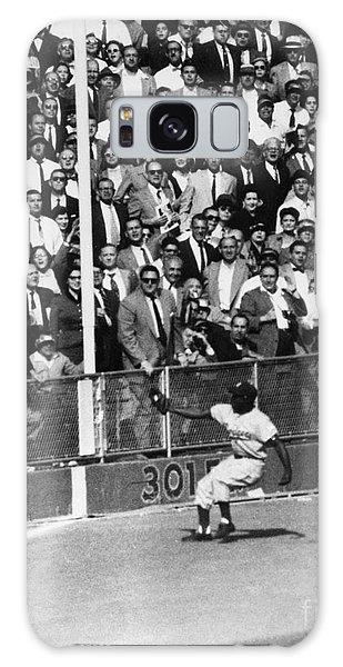 Yankee Stadium Galaxy S8 Case - World Series, 1955 by Granger