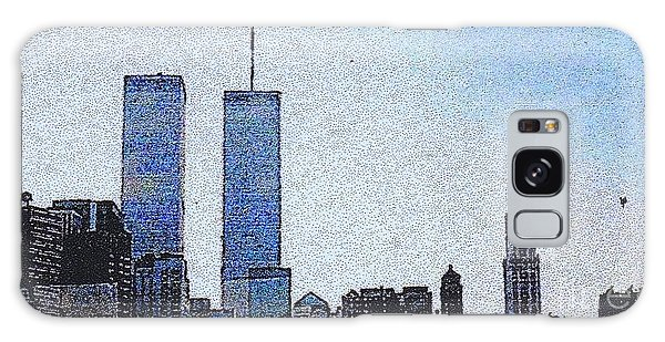 World Trade Center Once Upon A Time... Galaxy Case