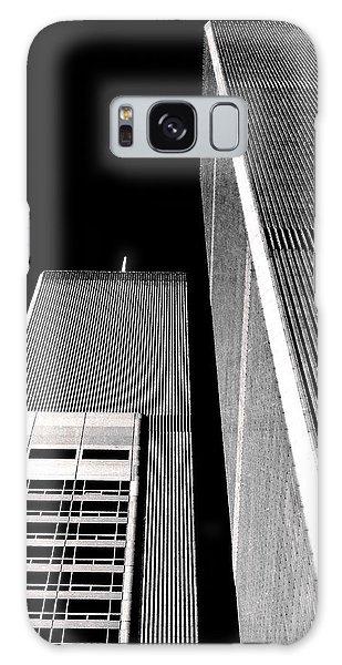 World Trade Center Pillars Galaxy Case
