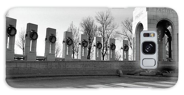 World War 2 Memorial Bw Galaxy Case