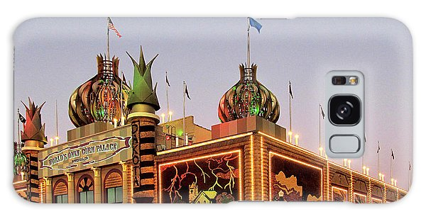 World's Only Corn Palace 2017-18 Galaxy Case
