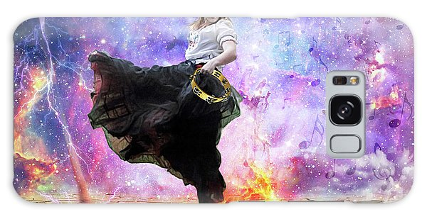 Weapons Galaxy Case - Worship Warrior by Dolores Develde