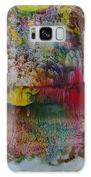Wow- Exotic Landscape Galaxy Case
