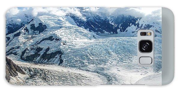 Wrangell Alaska Glacier Galaxy Case