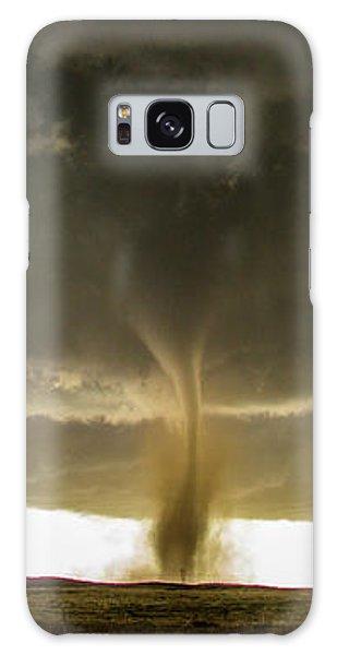 Wray Colorado Tornado 060 Galaxy Case