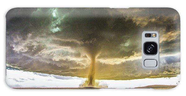 Wray Colorado Tornado 070 Galaxy Case