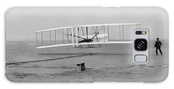 Pilot Galaxy Case - Wright Brothers First Flight by War Is Hell Store