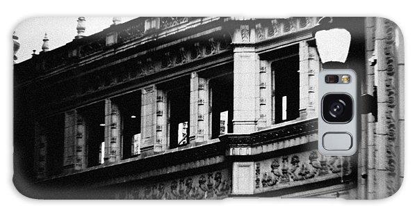 Wrigley Building Square Galaxy Case
