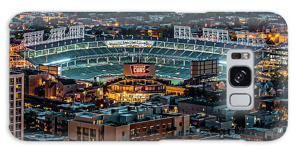 Wrigley Field From Park Place Towers Dsc4678 Galaxy S8 Case