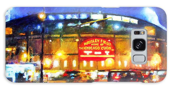 Wrigley Field Home Of Chicago Cubs Galaxy S8 Case