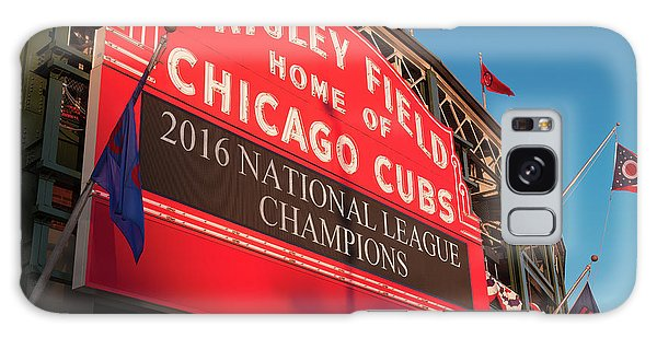 Wrigley Field Marquee Angle Galaxy Case