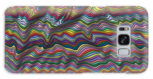 Wrinkled Galaxy Case