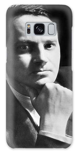 Clayton Galaxy Case - Writer Thomas Wolfe by Underwood Archives