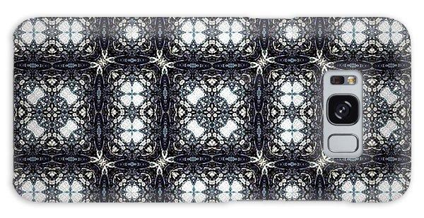 Wrought Iron Blues Galaxy Case