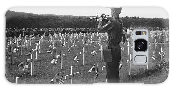 World Religion Galaxy Case - Wwii Taps Memorial Service by Underwood Archives
