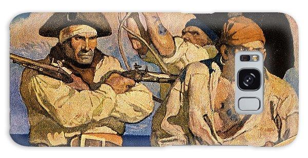 Wyeth: Treasure Island Galaxy Case