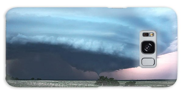 Wynnewood Tornado Galaxy Case by James Menzies