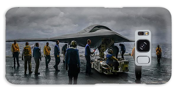 X-47b Uav  Galaxy Case