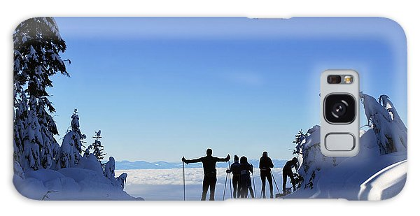 X-country Skiing  Galaxy Case
