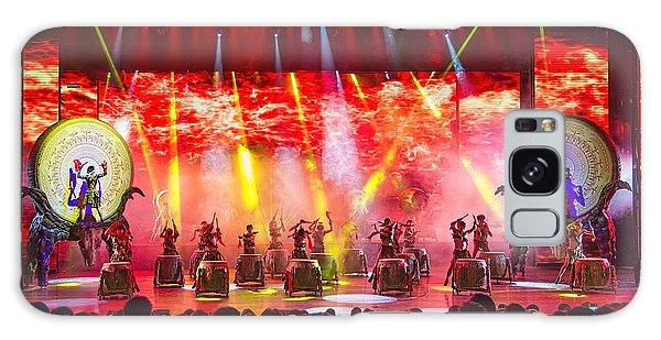Xiangxi Night Show #1 Galaxy Case by Wade Aiken
