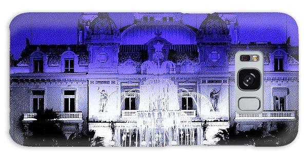 Xmas In Monaco Galaxy Case